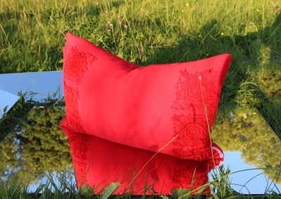 E-shaped Home collection  RED VISION